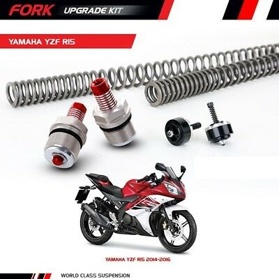 Yss Front Fork Upgrade Kit For Yamaha Yzf R15 2014-2016