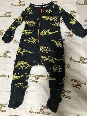Bonds Dinosaur Zippy 000 0-3 Months