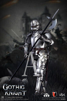 1/6 Coomodel COO - Empire Diecast Alloy Gothic Knight Exclusive Edition SE013