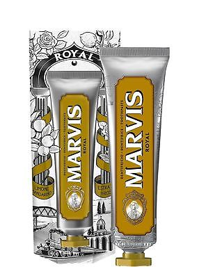 Marvis Wonders Of The World Royal Mint Luxury Toothpaste - 75ml