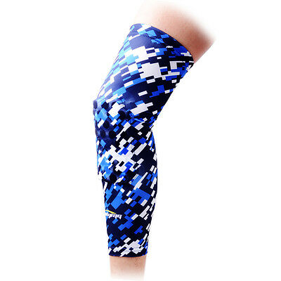 Padded Knee Sleeves 1 Pair Basketball Volleyball Knee Pads Youth