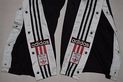 Adidas Trainings Hose Jogging Sport Track Pant Vintage Black 90er Adibreak D 7 L