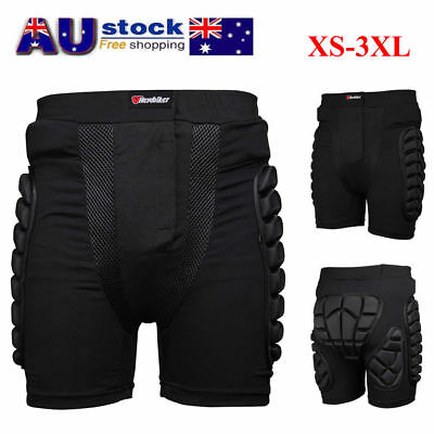 HEROBIKER Ski Motocross Motorcycle Protection Padded Pants Sport Hip Bum Armour