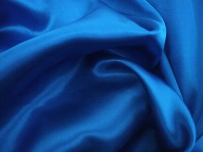 SILKY SATIN FABRIC -WHOLESALE PRICE - Plain Luxury Fabric super wide 150cm Wide