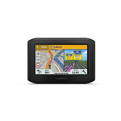 Garmin Zumo 396 LMT-S Motorcycle GPS Sat Nav Full Europe Lifetime Map Updates