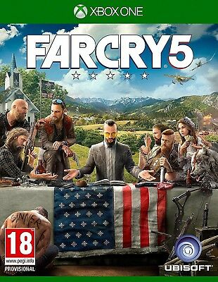 Far Cry 5 Xbox One - Code Dematerialise (No Cd)