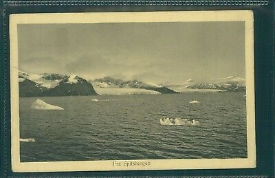 Fra Spitsbergen, Norway, Real Photographic, Circa 1910