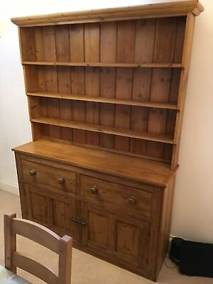 Beautifully Restored Antique Pine Dresser