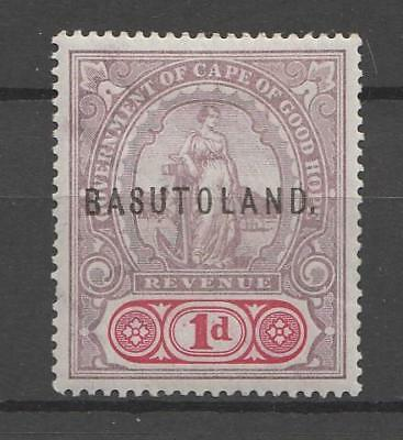 World lots #15 - South Africa Cape of Good Hope ovpt Basutoland revenue MH