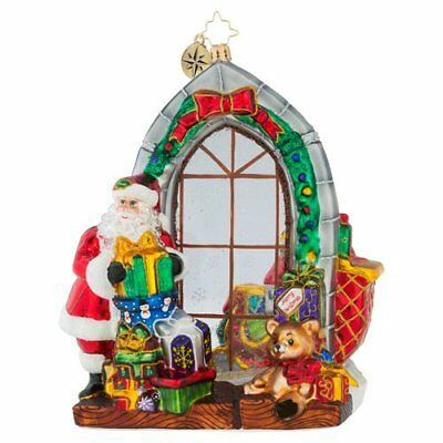 Christopher Radko Jolly Inside and Out Ornament 1019070 $86.00