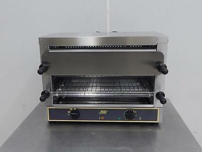 Equipex Electric Toaster/Cheesemelter, Model TS327
