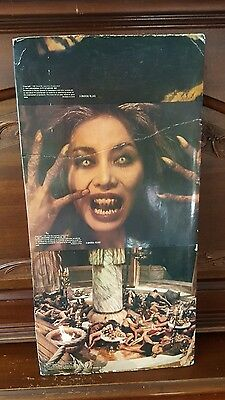 Conan The Barbarian Movie Theater Lobby Standee The Witch Cassandra Gava 1981