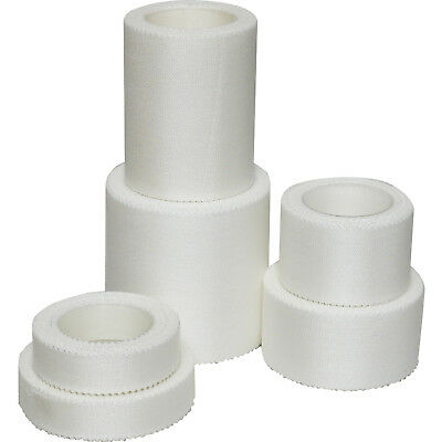 Steroplast Premium Surgical Silk Dressing Retention First Aid Tape, 6 Sizes