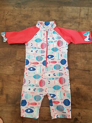 Uv swimsuit 12-18 months