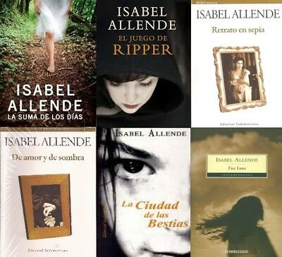 Ebooks epub pdf espaol spanish 2300 books libros in dvd price for set de isabel allende 6 books spanish paperback fandeluxe Images