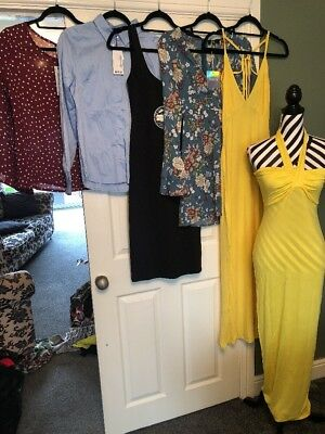 Ladies Size 8 New Clothes Bundle Boohoo Missguided Pretty Little Things Woman's