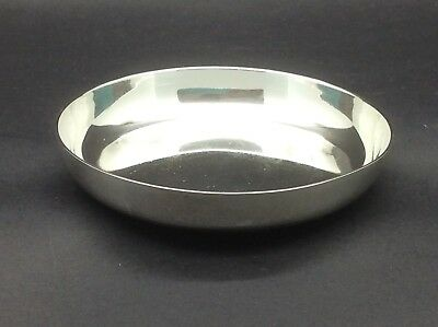 Solid Sterling Silver Pin Tray -  65.3 Grams - London 2006