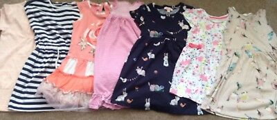 Girls' Summer Dress Bundle 2-3 Years inc. Little White Co./John Lewis/Blue Zoo