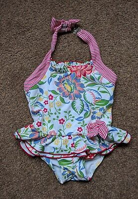 Gorgeous Monsoon Girls Swimming Costume 12-18 Months