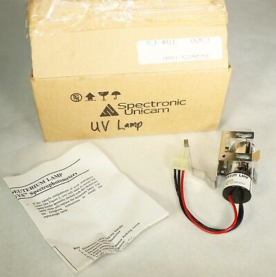 New IST Type 23882A Deuterium Lamp Replacement Bulb for Spectrophotometers I11