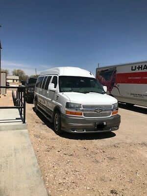2013 Chevrolet Express Southern Comfort 2013 Chevy Express Conversion Van