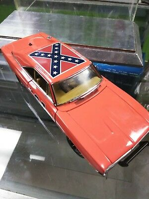 Danbury Mint General Lee 1:24 Scale Diecast Dukes of Hazzard '69 Charger