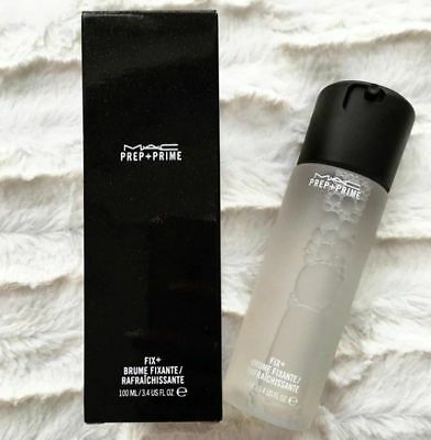 MAC Prep & Prime Fix Plus + Setting Spray 100ml RETAIL - Twin & Single Packs