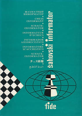 CHESS INFORMANT - Issue 128 (Chess Book) - EUR 40,49