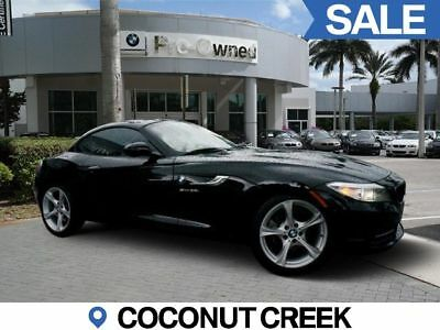 2015 BMW Z4 Leather 2015 BMW CERTIFIED PRE OWNED Z4 SPORT 1 owner cleancarfax nonsmoker florida car