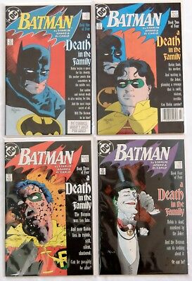 BATMAN:█ A Death in the Family █426-429 and 430-449,451-467 and MORE! █52 COMICS