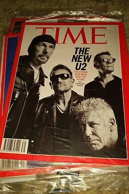 TIME Magazine U2 rock band 2014