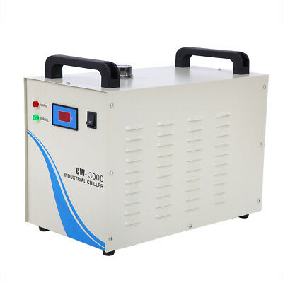 CW-3000 Industrial Water Cooling Chiller for Laser Engraver Engraving Machine