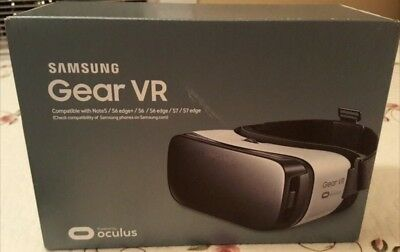 Samsung Gear VR Oculus 2D/3D Virtual Reality Goggles Glasses SM-R322 Galaxy