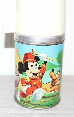 Vintage Mickey Mouse Club Thermos Aladdin