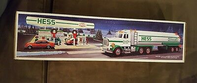 1990 Hess Gasoline Truck collector series