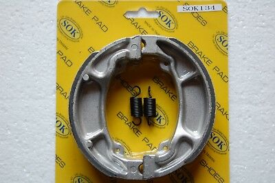 REAR BRAKE SHOES+Springs HONDA WW PCX 125 150, 2010-2017 PCX125 PCX150 WW125