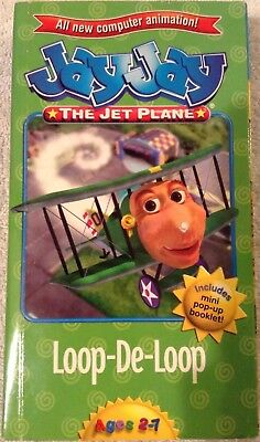 Jay Jay The Jet Plane Imagination Station Dvd