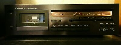 Vintage Nakamichi 480 Cassette Deck - FOR PARTS OR REPAIR ONLY