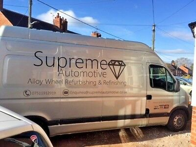 Mobile Alloy Wheel Refurbishment Business