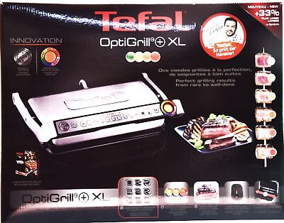 Tefal Kontaktgrill GC 722 D Optigrill+ XL