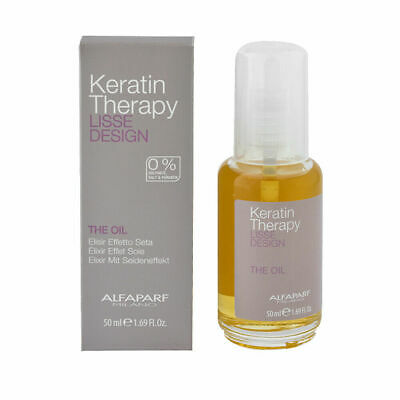 Alfaparf Lisse Design Keratin Therapy The Oil 50ml