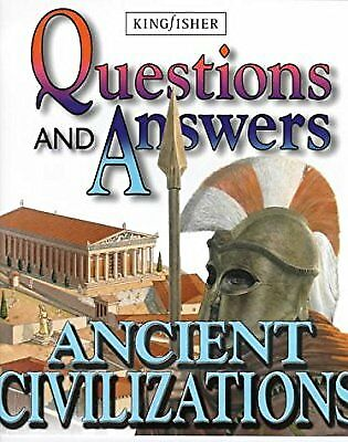 Ancient Civilizations (Questions & Answers), Madgwick, Wendy, Used; Good Book