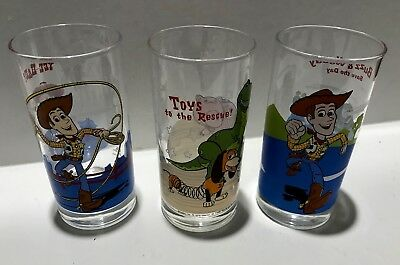 "IXL Collectables LIMITED EDITION Glasses  DISNEY/PIXAR ""TOY STORY"""