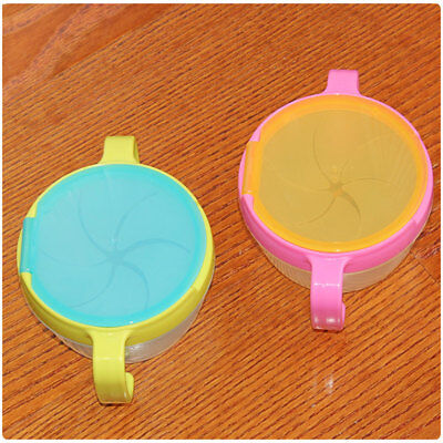 Children Snack Keeper Spillproof Feeding Bowl ABS Candy Snack Cup