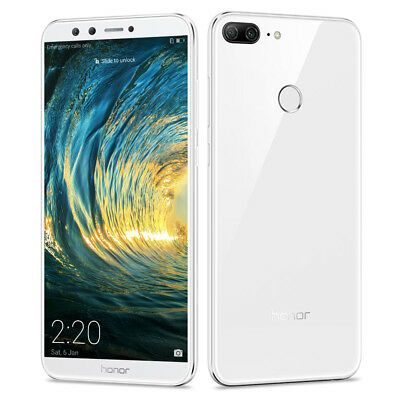 """5,65"""" Huawei Honor 9 Lite Android 8.0 8Core 32+3Go 2SIM 13MP 4G Smartphone 18:9"""