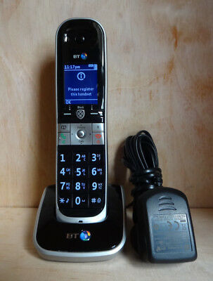 BT 8610 Advanced Call Blocker Additional Handset Only or with Base and Charger