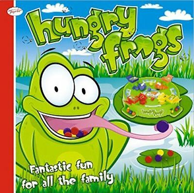 New Childrens Family Hungry Frogs Marble Grab Game Christmas Frog