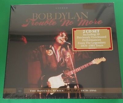 Dylan  Bob - Trouble No More: The Bootleg Series Vol. 13 / 1979-1981 NEW CD