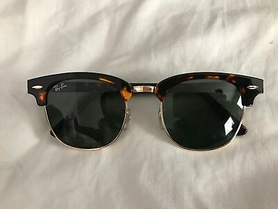 Ray Ban Clubmaster Sunglasses Unisex