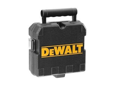 Brand New DeWalt DW088 Cross Line Laser Level Heavy Duty Carry Case Box